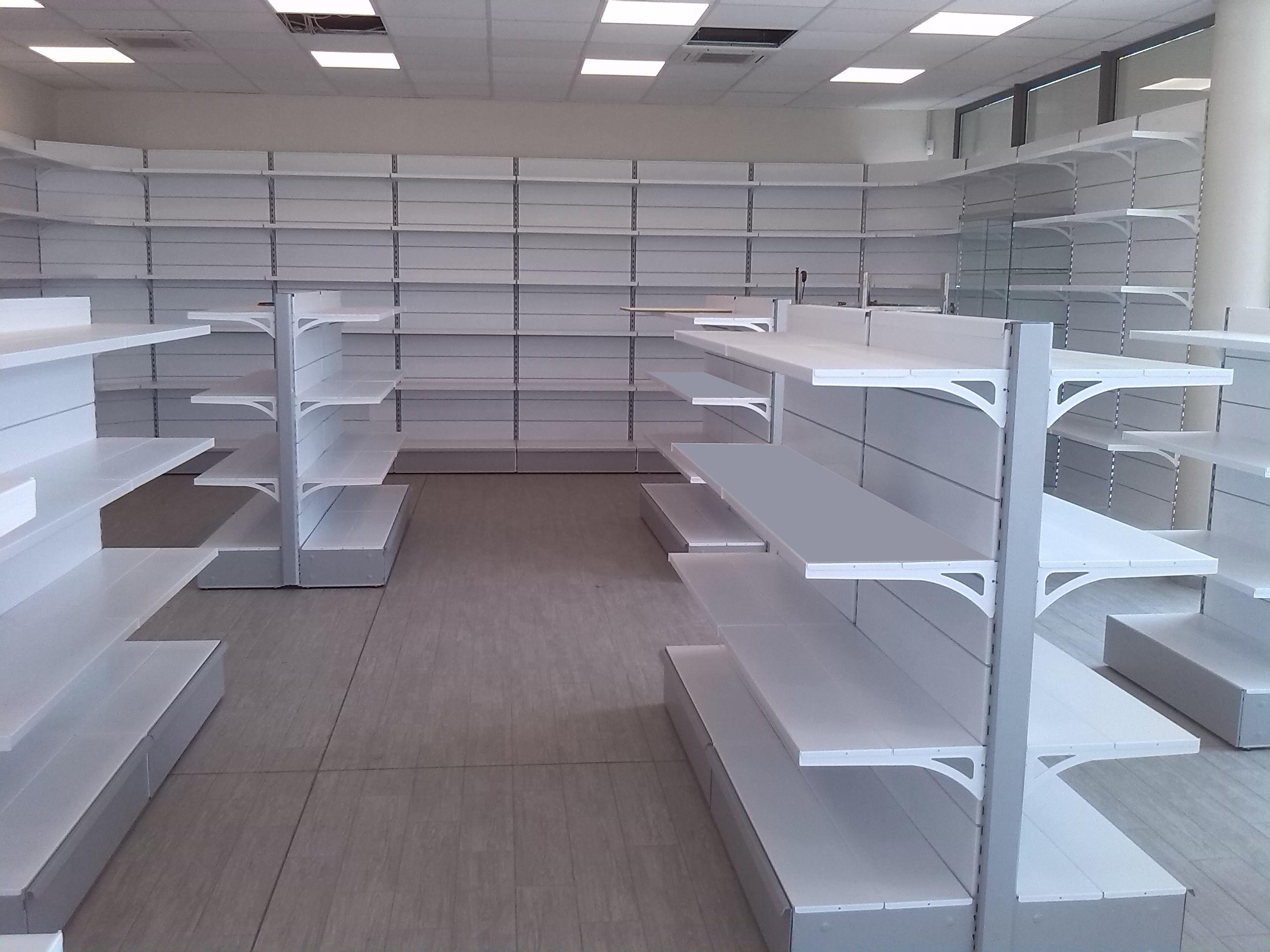 arredamento negozi castellani shop