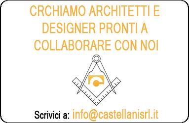 Cerchiamo architetti e designer per collaborazioni