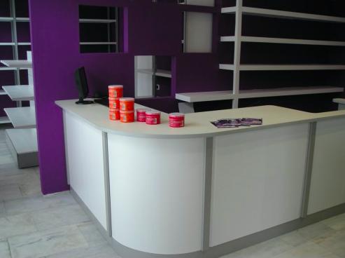 Bancone In Legno Per Negozio : Vendita online banchi e banconi vendita per negozi castellani shop