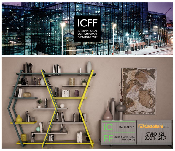 Castellani.it @ ICFF New York 2017