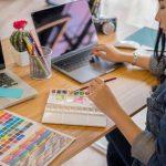 Come abbinare i colori delle pareti in ufficio