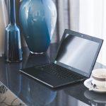 Mobili per ufficio scrivanie in vetro