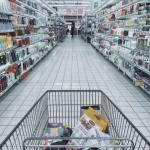 Pannelli dogati per negozi: il design che arreda