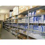 Le scaffalature industriali per agevolare il flusso di lavoro e la gestione del magazzino