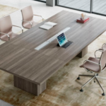 Sala riunioni: come arredarla in maniera sobria ed elegante